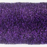 Wonderfil Sizzle 8wt Rayon & Metallic, Purple (SX35) Thread by Wonderfil  Sizzle 8wt Rayon & Metallic - OzQuilts