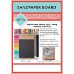 Sandpaper Board by Lilabelle Lane Creations by Lilabelle Lane Creations Other Notions - OzQuilts