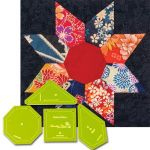Matilda's Own Daisy Days Patchwork Template Set by  Quilt Blocks - OzQuilts