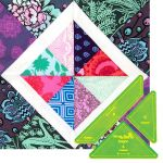 Matilda's Own Saigon Patchwork Template Set by Matilda's Own Quilt Blocks - OzQuilts