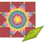 Matildas Own 45 Degree Diamond Patchwork Template Set by Matilda's Own Quilt Blocks - OzQuilts