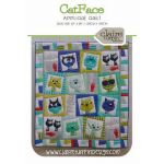 Catface Quilt Pattern By Claire Turpin by Claire Turpin Designs Quilt Patterns - OzQuilts