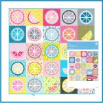 Fruit Juice Quilt Kit by Violet Craft by  Kits - OzQuilts