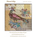 Pheasant Collage by Laura Heine by Fiberworks Collage  - OzQuilts