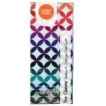 The Clammy Basics 4: Orange Peel Quilt by Latifah Saafir Studios Quilt Patterns - OzQuilts