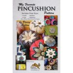 My Favorite Pincushion Pattern -includes 4 sizes by Ashton Publications Cushions & Pillows - OzQuilts