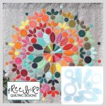 Modern Mandala Acrylic Template Set by Freebird Quilting Designs by Free Bird Quilting Designs Creative Abundance Templates - OzQuilts