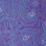 Ferns - Purple by The Kaffe Fassett Collective Ferns - OzQuilts