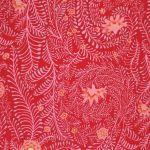 Ferns - Red by The Kaffe Fassett Collective Ferns - OzQuilts