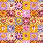 Sunburst - Bright by The Kaffe Fassett Collective Sunburst - OzQuilts