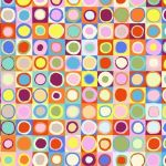 Tiddlywinks - Multi by The Kaffe Fassett Collective Tiddlywinks - OzQuilts