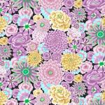 Enchanted - Grey by The Kaffe Fassett Collective Enchanted - OzQuilts
