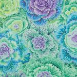 Brassica - Green by The Kaffe Fassett Collective Brassica - OzQuilts