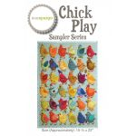 Sue Spargo Sampler Series : Chick Play - includes template and pattern by Sue Spargo Sue Spargo - OzQuilts