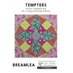 Breamlea Tempter Patchwork Quilt Block Template set by Jen Kingwell Designs by Jen Kingwell Designs Jen Kingwell Designs Templates - OzQuilts