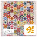 Daisy Do Patchwork Templates by Jen Kingwell Designs by Jen Kingwell Designs Jen Kingwell Designs Templates - OzQuilts