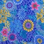 Dream - Blue by The Kaffe Fassett Collective Dream - OzQuilts