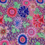 Dream - Purple by The Kaffe Fassett Collective Dream - OzQuilts