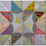 Fairhaven Tempter Patchwork Template set by Jen Kingwell Designs by Jen Kingwell Designs Jen Kingwell Designs Templates - OzQuilts