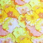 Lotus Leaf - Yellow by The Kaffe Fassett Collective Lotus Leaf - OzQuilts
