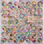 Halo Quilt Patchwork Templates by Jen Kingwell Designs by Jen Kingwell Designs Jen Kingwell Designs Templates - OzQuilts