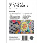 Midnight at the Oasis Pattern by Jen Kingwell by Jen Kingwell Designs Jen Kingwell Designs - OzQuilts
