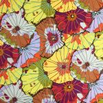 Lotus Leaf - Antique by The Kaffe Fassett Collective Lotus Leaf - OzQuilts