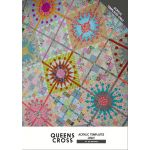 Queens Cross Patchwork Template Set by Jen Kingwell by Jen Kingwell Designs Jen Kingwell Designs Templates - OzQuilts