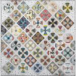 Steam Punk Patchwork Template Set by Jen Kingwell by Jen Kingwell Designs Jen Kingwell Designs Templates - OzQuilts