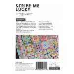 Stripe Me Lucky Quilt Pattern by Michelle McKillop by Jen Kingwell Designs Jen Kingwell Designs - OzQuilts