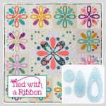 Trinket Box Quilt Templates by Tied with a Ribbon by Tied with a Ribbon Quilt Blocks - OzQuilts