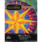 Quiltsmart Mariner's Compass Pattern & Printed Fusible Interfacing Quilt Kit by Quiltsmart Quiltsmart Kits - OzQuilts