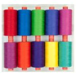 Rasant 1000m Boxed Set of Threads - Brights by Rasant Thread Sets - OzQuilts