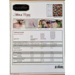 Quiltsmart Apple Core Pattern & Printed Fusible Interfacing Quilt Kit by Quiltsmart Quiltsmart Kits - OzQuilts