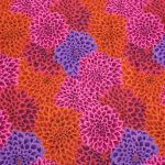 Dahlia Blooms - Lush by The Kaffe Fassett Collective Dahlia Blooms - OzQuilts