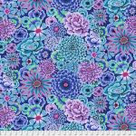 Enchanted - Blue by The Kaffe Fassett Collective Enchanted - OzQuilts