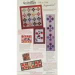 Quiltsmart Bear Paw Pattern & Printed Fusible Interfacing Quilt Kit by Quiltsmart Quiltsmart Kits - OzQuilts