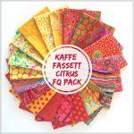 Kaffe Fassett Collective Classics - Citrus - 20  Fat Quarters by The Kaffe Fassett Collective Fat Quarter Packs - OzQuilts