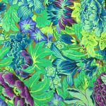 Lavinia - Green by The Kaffe Fassett Collective Lavinia - OzQuilts