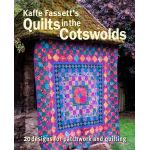 Kaffe Fassett's Quilts in the Cotswolds, by Liza Prior Lucy and Kaffe Fassett by Taunton Books Kaffe Fassett - OzQuilts
