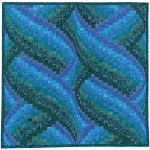 Strip Pieced Bargello : Dynamic Quilts, Step by Step by  Bargello - OzQuilts