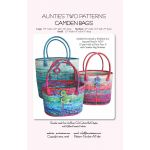 Aunties Two Camden Bags Pattern by Aunties Two Bag Patterns - OzQuilts