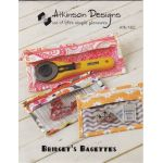 Bridget's Bagettes Bag Pattern by Terry Atkinson by Atkinson Designs Bag Patterns - OzQuilts