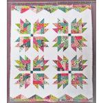 Scrap Crazy Bear Paw Quilt Cut Loose Press Pattern by Cut Loose Press Patterns Cut Loose Press Patterns - OzQuilts