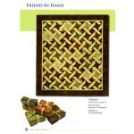 Fat Quarters Anonymous - 7 Patterns & 7 easy steps for fat quarters using the Strip Tube Ruler by Cozy Quilt Designs Pre-cuts & Scraps - OzQuilts