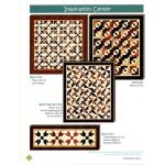 """Strip Six -Siz blocks from 2.5"""" Strips and a world of possibilities by Cozy Quilt Designs Pre-cuts & Scraps - OzQuilts"""