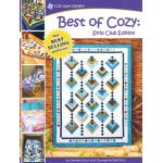 Best of Cozy: Strip Club Edition -Top Selling Strip Club patterns in one book by Cozy Quilt Designs Pre-cuts & Scraps - OzQuilts
