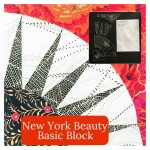 New York Beauty Patchwork Template Set by OzQuilts Custom Quilt Template Sets - OzQuilts