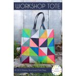 Workshop Tote Bag Pattern by Jeni Baker by Jeni Baker Bag Patterns - OzQuilts