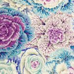Brassica - Sky by The Kaffe Fassett Collective Brassica - OzQuilts